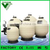 Factory 2014 best selling high quality easily maintenance side swimming pool filter / swimming pool equipment