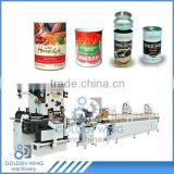 Automatic Tin Can Making Line,Tin Can Welding/Welder /Roller Coating + Drying Manufacturing Machine