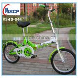 New design hot sale folding bike / ladies bicycles/ bikes for sale/fashion lady bike