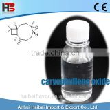 High quality Caryophyllene oxide natural colorless liquid