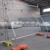 Australia standard factory galvanized temporary metal fence, removable temporary construction fence,portable fence panel
