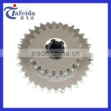 Transmission Gear For DongFeng , DongFeng Tractor Parts, Transmission Components, ZN91.37.135, Z1=22T, Z2=34T