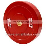 gym equipment weight lifting bumper plates,crossfit equipments