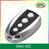 Comfortable and universal remote control opener for garage door and automatic gates