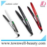 Creative Mch Bullet Shaped Flat Iron with Tourmaline Ceramic Coating