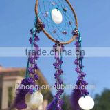 Feather Dream Catcher with good moon/magic power/decoration