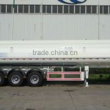 Tri-axle Fuel Tanker Semi Trailer