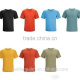 clothing factories in china mesh 100% polyester t shirt sports custom, gym apparel, gym tshirt