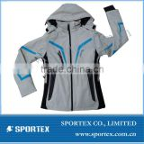 Ladies Hoody Ski clothing, ski clothes
