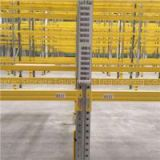 Q235B Steel Metal Material Pallet Racking