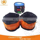 My Pet New Dog Waterproof PVC Bowl