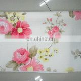 printed 3D air spacer sandwich mesh fabric for car seat cover fabric,mattress and chair spacer