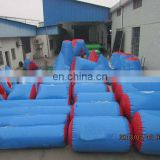 Interactive cheap inflatable paintball bunkers for sale