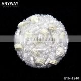 Fashion Crystal Rhinestone Button for Lady Clorthing Wholesale