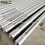 304 seamless oil well casing tube 6 5/8 OD with STC BTC EUE thread END