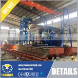 China mechaincal bucket wheel dredger for sale