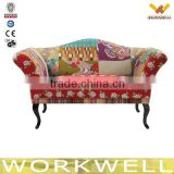 WorkWell the cheapest fabric sofa lounge bed Kw-D4220                                                                         Quality Choice