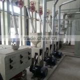 Made in China 18 ton per day complete set rice mill plant