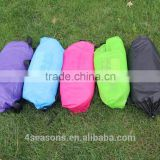 Outdoor Inflatable Air Sleeping Bag,camping bag giant air bag latex inflatable sleep bag