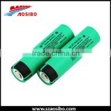 Hot Rechargeable NCR 18650a 3.7v li-ion 3100mah for light torch battery