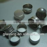 Glass bottle caps aluminum screw cap for sale paypal accept                                                                         Quality Choice