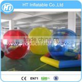 Colourful Inflatable Water Ball, Inflatable Water Rolling Ball, Inflatable Weel Water Roller For Sale