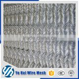 High capability professional manufacturer football field fence chain link fence feet                                                                                                         Supplier's Choice