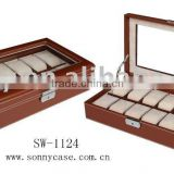 Luxury wooden cheap Watch Box Factory