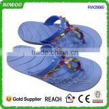 flip flops eva women flip-fllops,rhinestone pin flip flops for south africa