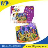 Funny baby electronic musical playmat