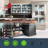 whole sale MDF kitchen cabinet for customer's size                                                                         Quality Choice
