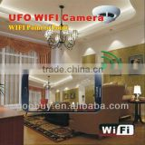 2014 UFO wifi hidden camera, external mini camera for mobile support Iphone and andriod, WIFI DV hidden camera