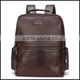 1729 new cool men's leather shoulder Baotou cowhide male bag computer bag one generation