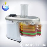 OTJ-S918 280W CE CB ISO curler carrot vegetable spiralizer spiral slicer