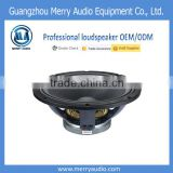 750W 18 inch subwoofer speaker driver low frequency professional loudspeaker 18 inch audio speaker