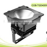 IP66 waterproof 400W LED COB Floodlight 1W Series/Tree lighting with Epistar or Bridgelux chips CE&RoHS approved
