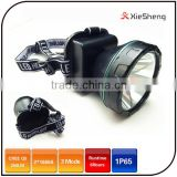 Hot sale Rechargeable CREE Q5 led headlamp miner lamp KL2.5LM water-proof led mining lamp                                                                         Quality Choice