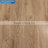 German Technology high glossy mould pressing laminated wood flooring H8732