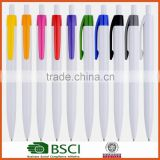 Plastic ball pen simple promotion cheap ball pen for office                                                                         Quality Choice