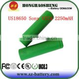Hot selling! 2100mah 18650 rechargeable li-ion battery Sony vtc4 battery
