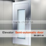 Inquiry about Elevator semi-automatic swing door made in china SX-2011-A