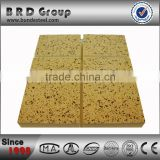 Interior exterior wall cladding decorative calcium silicate plate / calcium silicate board