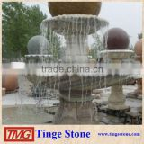 Best Selling Outdoor Natural Stone Fountain For Sale