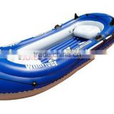 certificated one/ two person inflatable pvc fishing boat