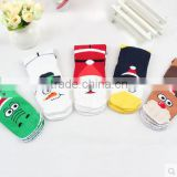 OEM cheap Custom high quality fashion cartoon knitted novelty teens Sock