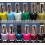 2014 factory wholesale fashion color gel nail polish Nail Painting for ibn one step gel nail polish