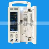 three work modes infusion pump bolus function compatible with IV set of any standard