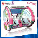 360 wheel playground equipment moonwalk ride swing le bar chair electric adult swing racing go karts