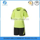 factory direct sale various colors custom soccer jersey good quality cheap soccer uniform for adult and kids all available