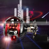 Nabel brand Baitcasting Reel LMA200 High Speed 11 Ball bearing Carp Fishing Gear